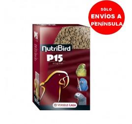 Pienso Nutribird P15 Original 10 KG. Versele-Laga