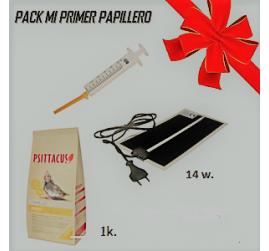 Pack Mi Primer Papillero