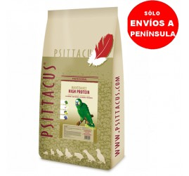 Pienso Psittacus Alta Proteína 12kg
