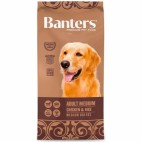BANTERS ADULT MEDIUM 15KG