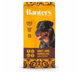BANTERS DOG ADULT LARGE BREED 15kg