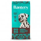 BANTERS DOG SENSITIVE SALMON PATATA 3KG
