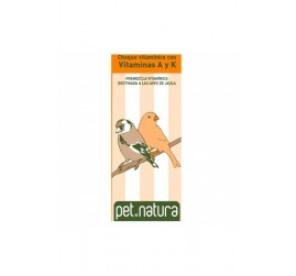 Vitamina  A+K 25 ml. Petnatura