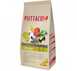 PSITTACUS PIENSO OMEGA 3 KG.