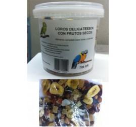 Loro Delicatessen Frutas VINCI 700gr